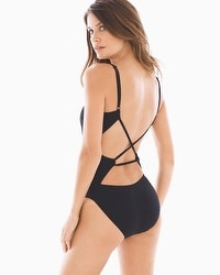 Profile by Gottex Rambling Rose One Piece Swimsuit