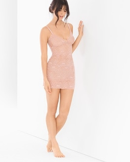 Samantha Chang All Lace Glamor Sleep Slip Chemise