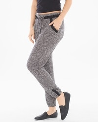 Midnight by Carole Hochman Lounge Jogger Pants