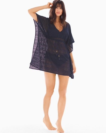 Crochet Tunic Swim Cover Up