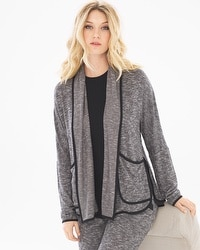 Midnight by Carole Hochman Lounge Cardigan