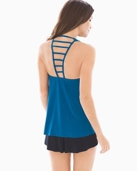 Magisuit Behind Bars Anna Tankini Swim Top
