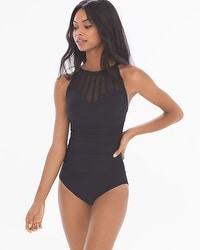 Magicsuit Behind Bars Anastasia One Piece Swimsuit