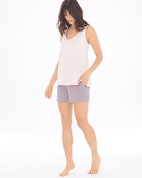 Cool Nights Tank and Shorts Pajama Set