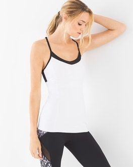 MSP by Miraclesuit Slimming V-Neck Sport Tank