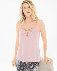 P.J. Salvage Happily Ever Cotton Blend Cami