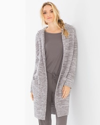 Barefoot Dreams Cozychic Cali Open Jacket