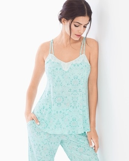 Cool Nights Lace Swing Pajama Cami