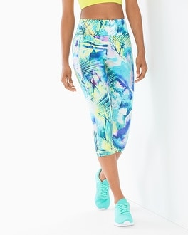 Soma Sport Crop Leggings With Side Pocket
