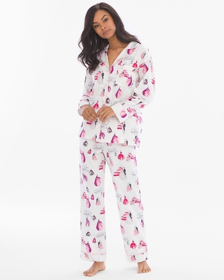 Bedhead Cotton Sateen Classic Pajama Set