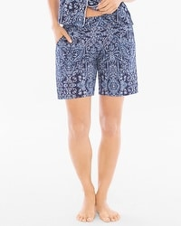 Cool Nights Pajama Bermuda Shorts