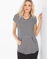 French Terry Pocket Tunic