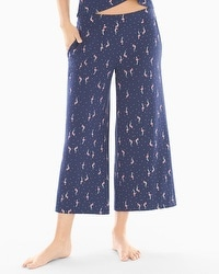 Cool Nights Full Pajama Crop Pants