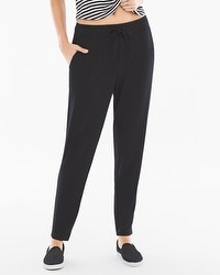 French Terry Ankle Pants
