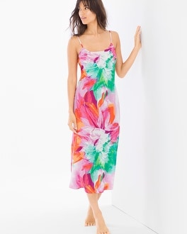 Natori Paraiso Long Nightgown