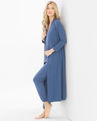 Cool Nights Pajama Long Wrap