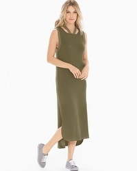 X by Gottex High Low Midi Dress