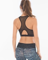 X by Gottex Diamond Mesh Sports Bra