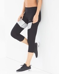 X by Gottex Blocked Capri Sport Pants