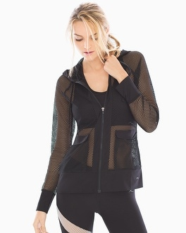 X by Gottex Diamond Mesh Sport Jacket