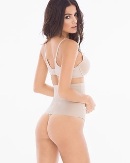 TC Fine Intimates High Waist Thong