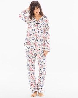 Bedhead for Soma Cotton Blend Classic PJ Set