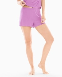 Pastel Petal Sleep Shorts