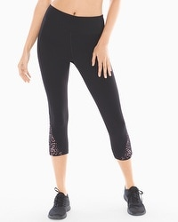 Soma Sport Laser Cut Crop Leggings