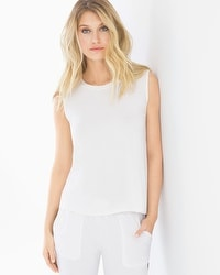 X by Gottex Shoulder Wrap Tank