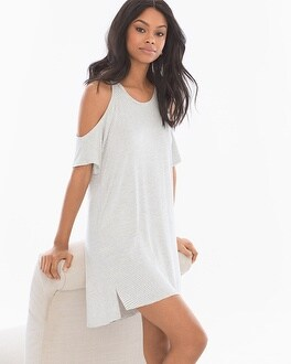 Elan Cold Shoulder Dress
