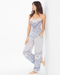 In Bloom Ashbury Cami Pants Pajama Set