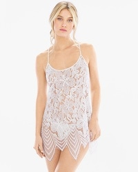 In Bloom Cali Dreamin Sleep Chemise with Panty