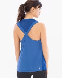 MSP by Miraclesuit Twist Back Sport Tank Top