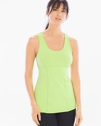 MSP by Miraclesuit Scoop Neck Sport Tank Top