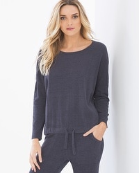 Barefoot Dreams Cozy Chic Pullover Crewneck