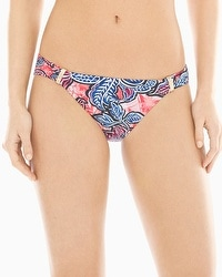 Tommy Bahama Java Blossom Hipster Swim Bottom