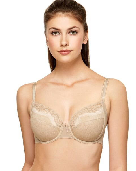 e8bcb41845d6d Basic Benefits Unlined Full Coverage Bra - Soma