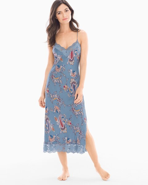 Paisley Tapestry Gown - Soma