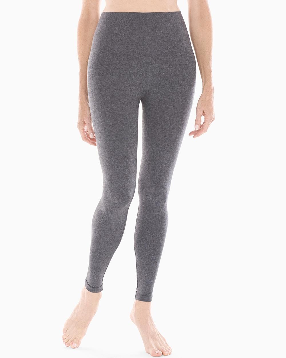 26b6370f60289 Slimming Leggings Heather Quartz - Soma