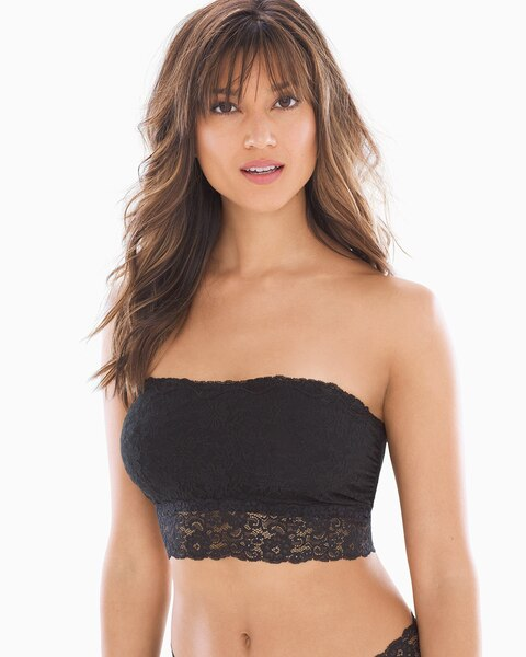 7341566dad0b6 Return to thumbnail image selection Lace Bandeau video preview image