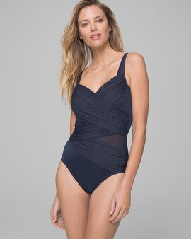 6a267c1be31 Miraclesuit Net Work Madero One Piece Swimsuit
