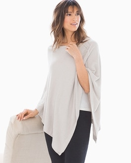Cozychic Ultra Lite Poncho by Barefoot Dreams