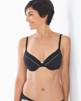 Demi Bra With Piping by Embraceable