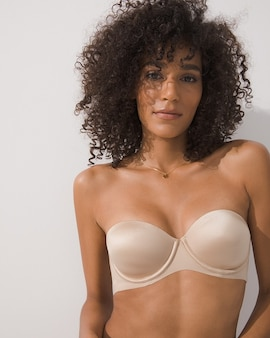 7ad9548bb7 Soma Intimates. Vanishing Strapless Bra