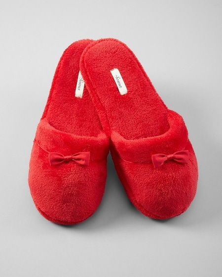 Ravishing Red Slippers