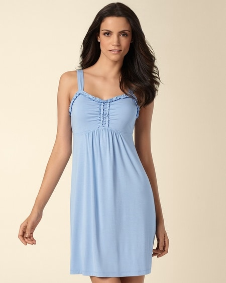 Sleep Chemise Blue Haze