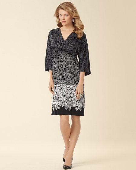 Dahlia Rio Dress Lace Ombre