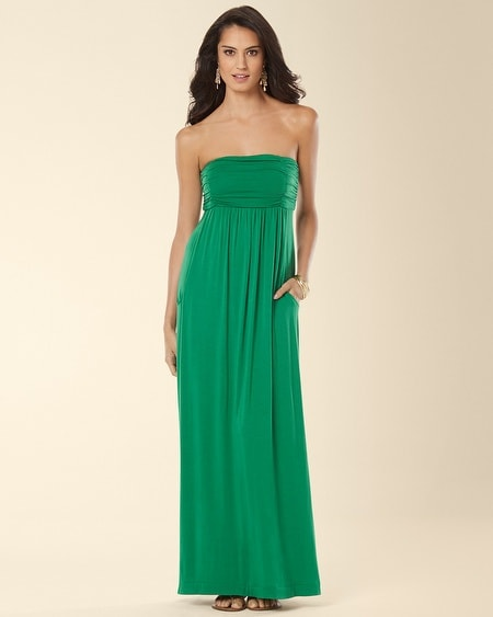 Camille Maxi Dress Chive