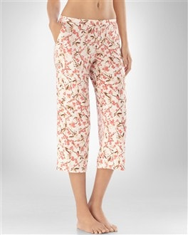 Embraceable Cool Nights Radiance Ivory PJ Crop