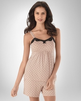 Embraceable Cool Nights Swoon Peachy Cami